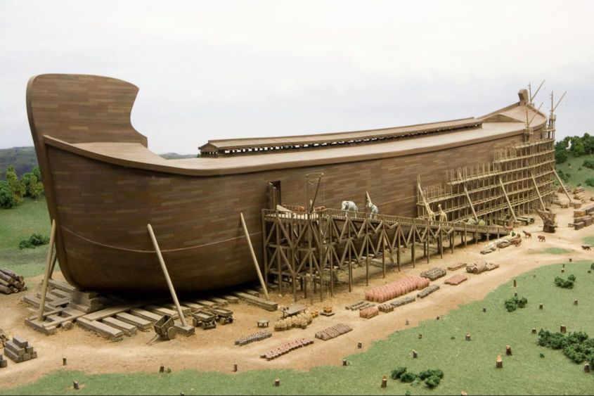 Arka Noego - ratunek dla Świata