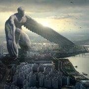 Bóg posyła przed nami anioła