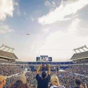 140 tyś na stadionach dla Jezusa